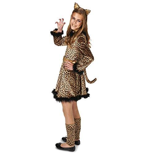 Leopard Dress Tween Dress Up Costume (0-3)