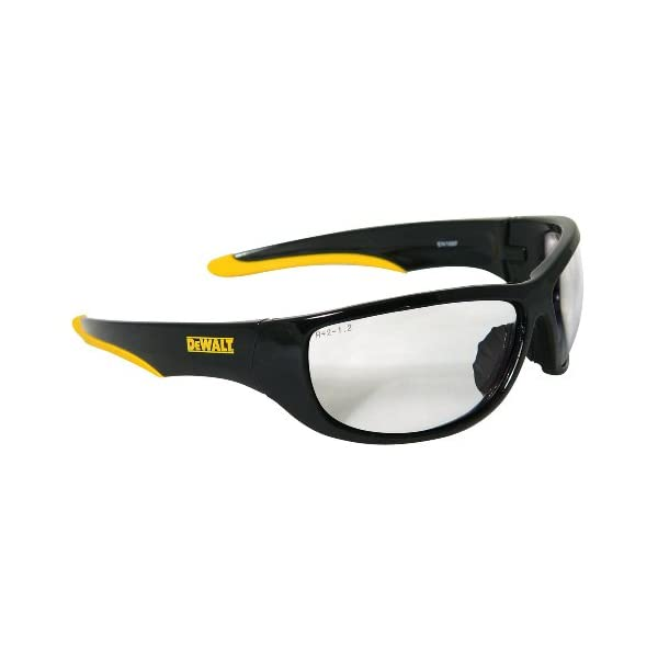 DEWALT DPG94-1C Dominator SAFETY Glasses, Clear Lens 1