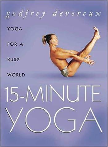 15 Minute Yoga: Yoga for a busy world: Amazon.es: Godfrey ...