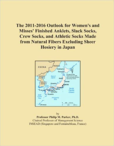 The 2011-2016 Outlook for Women's and Misses' Finished Anklets, Slack Socks, Crew Socks, and Athletic Socks Made from Natural Fibers Excluding Sheer Hosiery in Japan