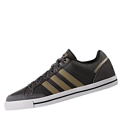 Adidas Cacity, Scarpe da Ginnastica Uomo, Grigio (Grpudg/Cartra/Negbas), 43 EU