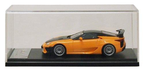 1/43 レクサス LFA ニュルブルクリンク パッケージ オレンジ/カーボンルーフ PE4306RR