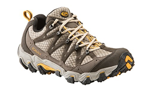 Pictures of Oboz Women's Luna Low Hiking Shoe Golden Glow 6.5 M US 1