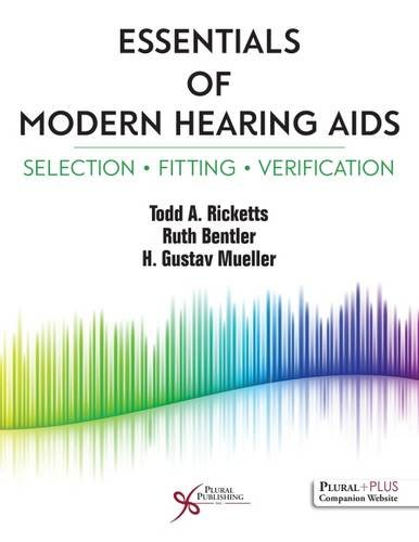 Essentials of Modern Hearing Aids: Selection, Fitting, and Verification