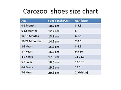 Carozoo Baby Slippers Girls