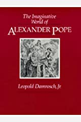 The Imaginative World of Alexander Pope Hardcover