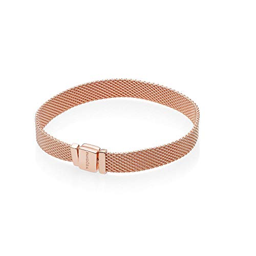 PANDORA Rose Reflexions Bracelet, Size: 18cm, 7.1 inches - 587712-18