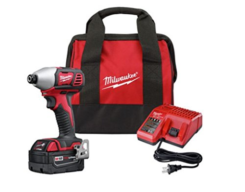 MILWAUKEE M18 1/4 in. Hex Impact Driv