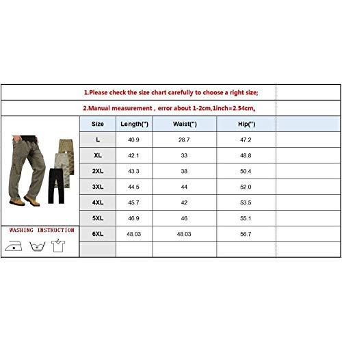 Pantalones Cómodo Vaqueros Para Hombres Rectos Grau Battercake Con Flojos Y Bolsillos Txd8Anwq