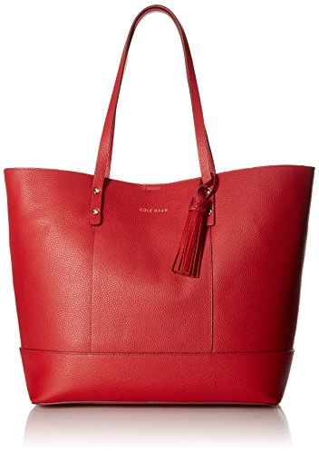 Cole Haan Bayleen Tote, True Red