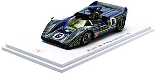 1/43 McLaren M6 Pole Position Fuji 1968 Mark Donohue (ブラック×ブルー) SJ018の商品画像