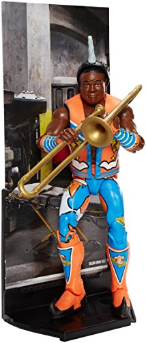 WWE Elite Collection Xavier Woods Action Figure ()