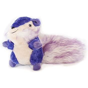 Pet Supplies : Pet Squeak Toys : ZippyPaws - Purple