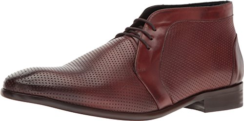 Messico Men's Oliver Burnished Cognac Leather Shoe