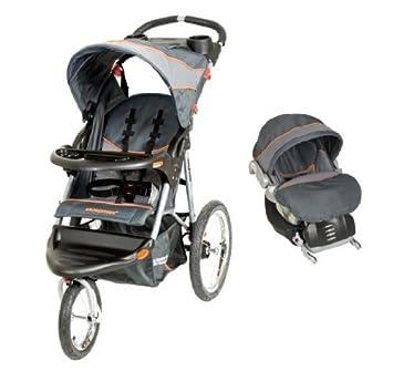 Amazon.com: Cría de Trend Expedition Correr/Running Stroller ...