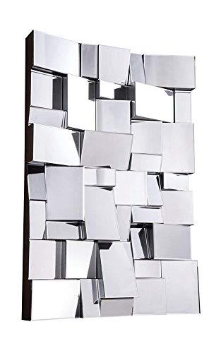 Elegant Lighting Modern Decorative Mirror from Elegant Lighting
