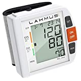 Lakmus Blood Pressure Monitor Cuff Wrist - Digital BP Monitor FDA Approved