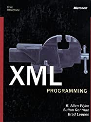 Xml Programming Core Reference