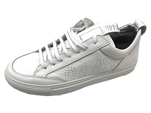 Bianco Bianco P448 Sneaker P448 Uomo E9soho E9soho P448 P448 Bianco Uomo Sneaker E9soho Uomo Sneaker Sneaker E9soho wqCxUa1x