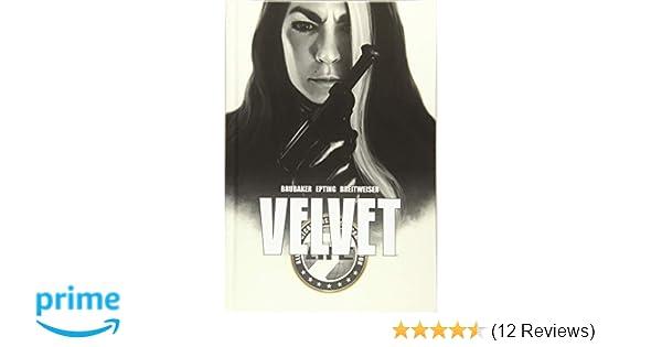 3522fbba249 Amazon.com  Velvet Deluxe Edition (9781632159151)  Ed Brubaker ...