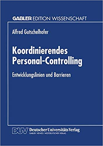 Personal-Controlling (German Edition)