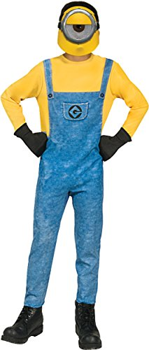 Rubie's Costume Despicable Me 3 Child's Mel Minion Costume, Multicolor, Large