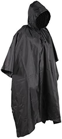 Regencape Regenponcho Regenjacke Regenschutz Fahrrad Regenmantel XL