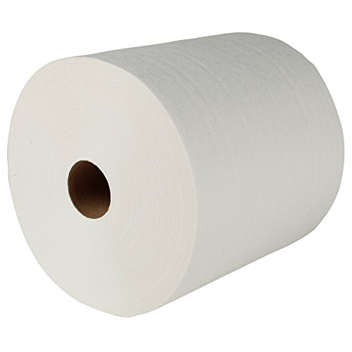 Kleenex 50606 hard roll towels 8 x 600ft 1 3 4 core dia for Uses for paper towel rolls