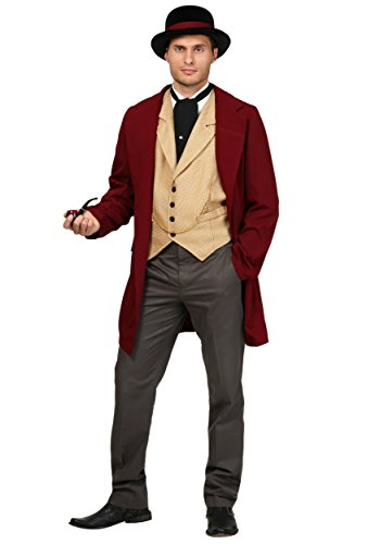 Gambler Costume (Adult Riverboat Gambler Costume Large)