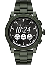 Access, Men's Smartwatch, Grayson Olive-Tone Stainless Steel, MKT5038