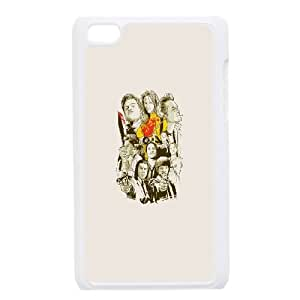 Tarantino Characters iPod Touch 4 Case White Protect your phone BVS_705329