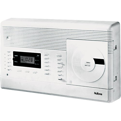 - NUTONE IMA4406WH Whole House Intercom System with Am/fm and CD Player