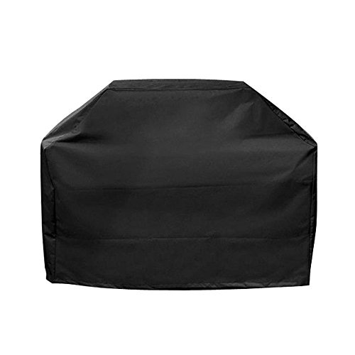 """BBQ Grill Cover, Waterproof Lightweight Gas Grill Cover for Weber, Brinkmann, Char Broil, Holland and Jenn Air (57"""" x 24"""" x 46"""")"""