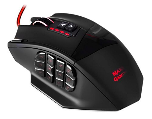 Mouse TACENS MARS GAMING MM-4 16400 DPI