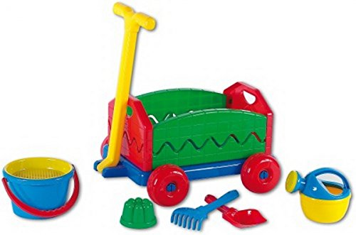 OUTDOOR Sandwagen mit Eimergarnitur 7-teilig