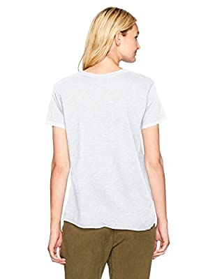 Wilt Women's Shifted Seamed Pocket T