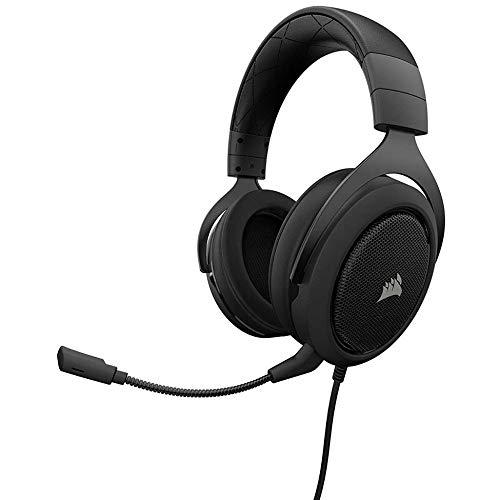 Headset Gamer HS50 P2 Stereo CA 9011171 NA Green Corsair.