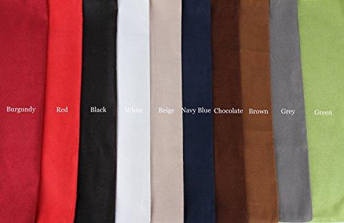 Polyester Maison Décoration X Suédine Pour Unie nbsp;taies Cm 2 Lot Noir D'oreiller Couleur Grey En De Sofa 45 Comoco® 1nqfOw