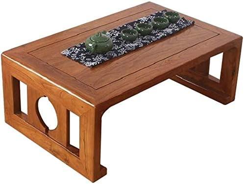 Amazon.com: JIAHE115 Portable Small Coffee Table Japanese ...