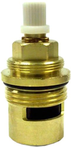 Perrin Rowe Plumbing (Rohl 9.13501 Perrin and Rowe 3/4-Inch Quarter Turn Counterclockwise Opening Cartridge)