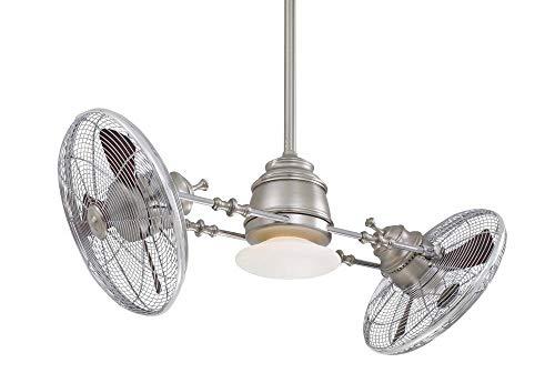Minka Lavery F802-BN/CH Aire Ceiling Fan, 42