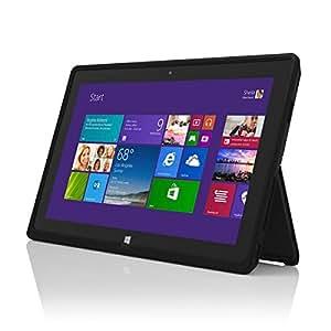 Incipio Technologies MRSF-049 - Funda protectora para Microsoft Surface Pro/Pro 2, color negro