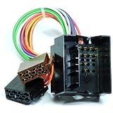 Radio Adaptador FORD AB 2005 - Auto Radio Adaptador Cable ISO
