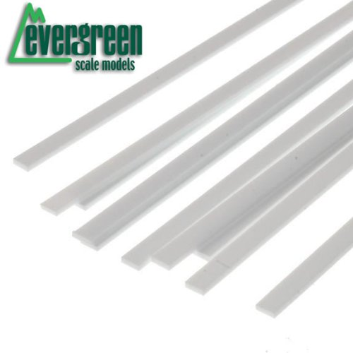 Evergreen PS-153 Strips 1, 5 x 1, 5 mm EGP153