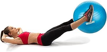 Yogu - Pelota de ejercicios para mejorar la estabilidad de ...