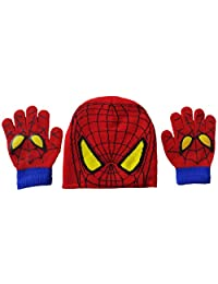 Super Value Knit Caps & Gloves Set