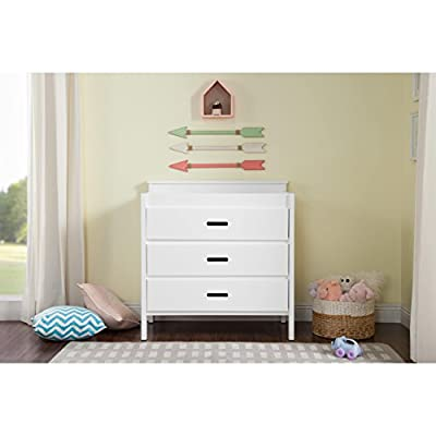 Baby Mod Modena 3 Drawer Changing Table