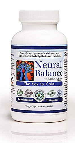 (Neural Balance with Anandanol (120 Capsules))
