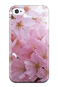 WSJNHOA3910lWVQb Snap On Case Cover Skin For Iphone 4/4s(flower)