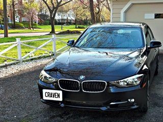 Made in USA Made of Stainless Steel /& Aluminum Installs in Seconds No Drilling CravenSpeed The Platypus License Plate Mount for BMW 6 Series 2011-2019